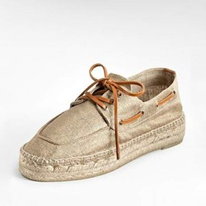 Tory Burch | Blanton Espadrille Boat Shoes Sz. 8